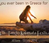 4ο Tango Kalamata Festival