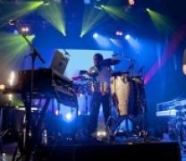 Οι Quantic Live Band στο Luna lounge